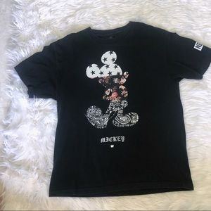 Neff Disney Collection Mickey Swag T-Shirt - L